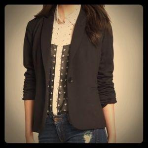 Olivia Moon Knit Blazer